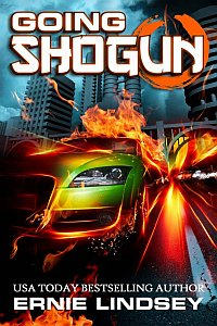 Going Shogun cover art
