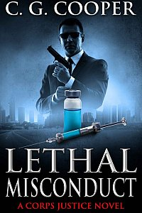 Lethal Misconduct cover art